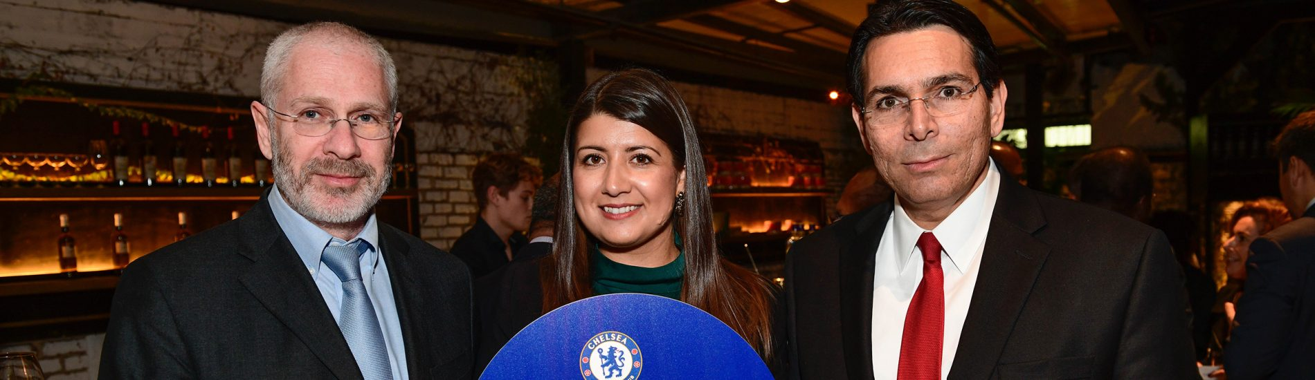 Chelsea Event Showcases 'Say No To Antisemitism' Campaign to UN Ambassadors