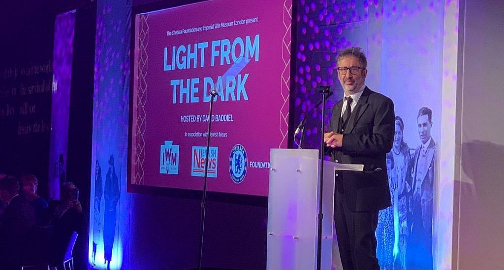Light from the Dark Evening at Stamford Bridge Aids War Museum's Vital Project