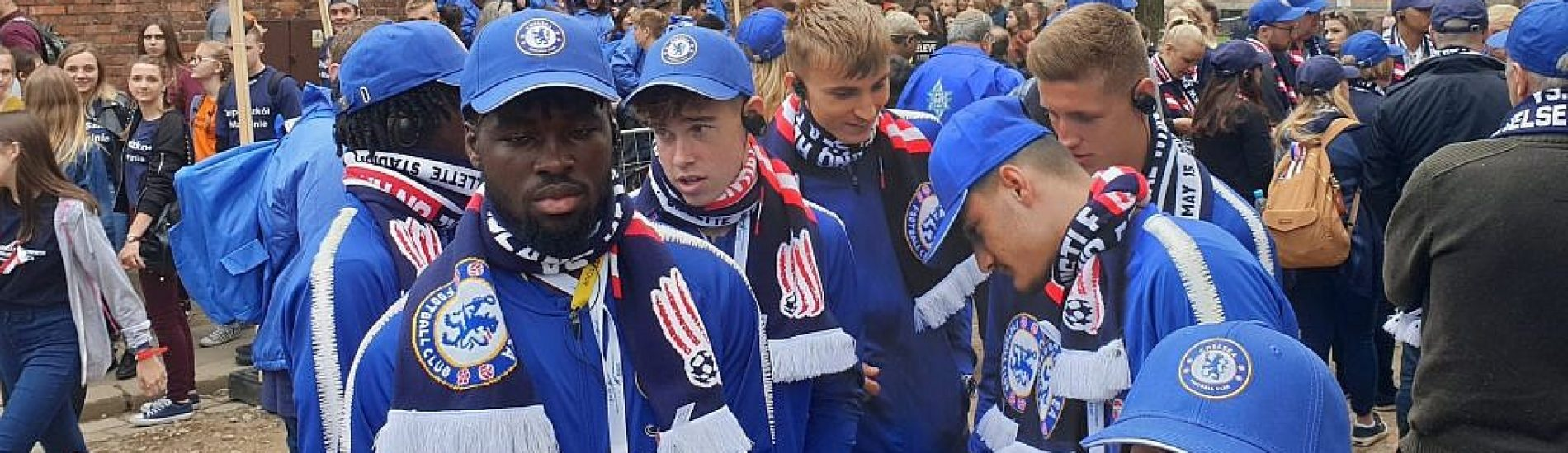 Chelsea and New England Revolution Join the March of the Living