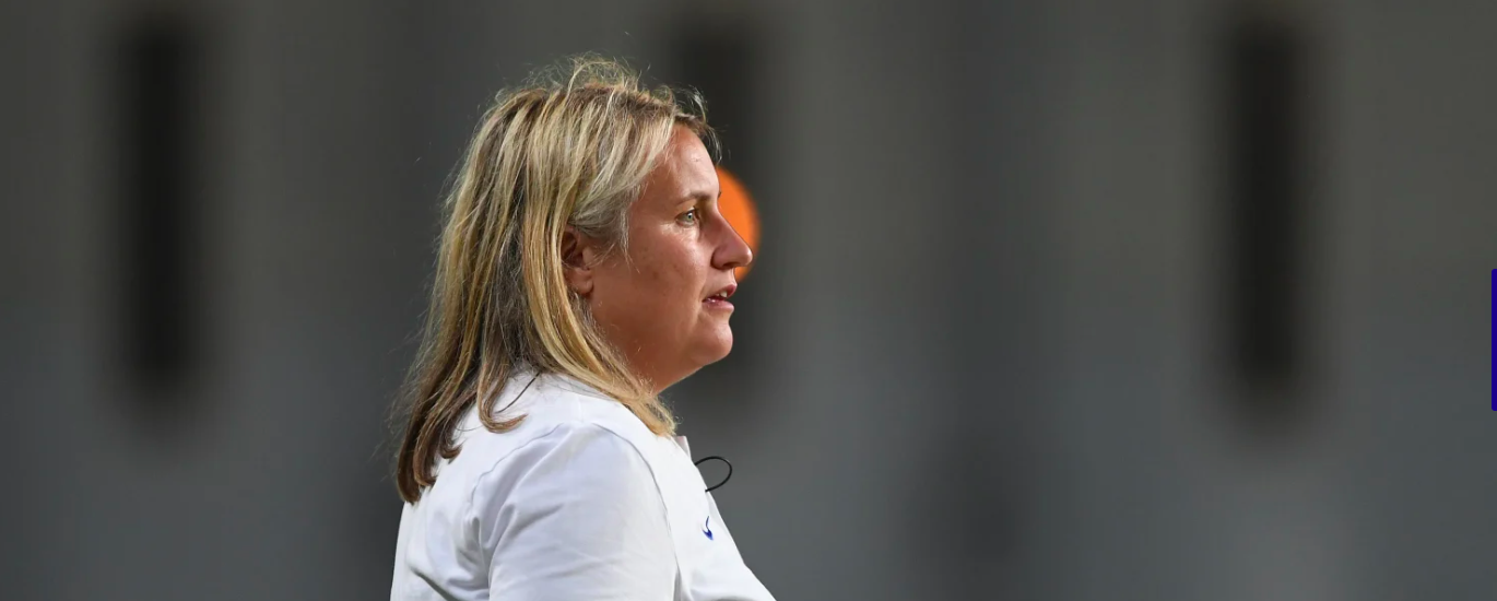 Emma Hayes on Friendly Victory and Time Spent in Israel