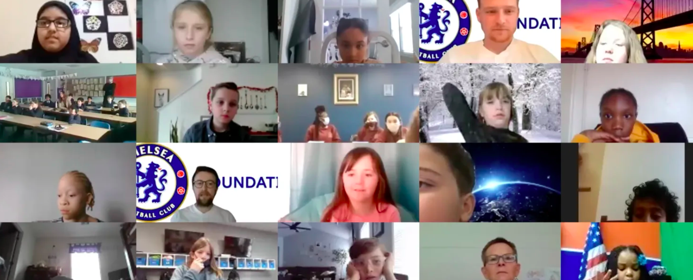 Chelsea Foundation Join Forces with ADL to Launch 'Say No To Hate' Programme Across Schools in the UK