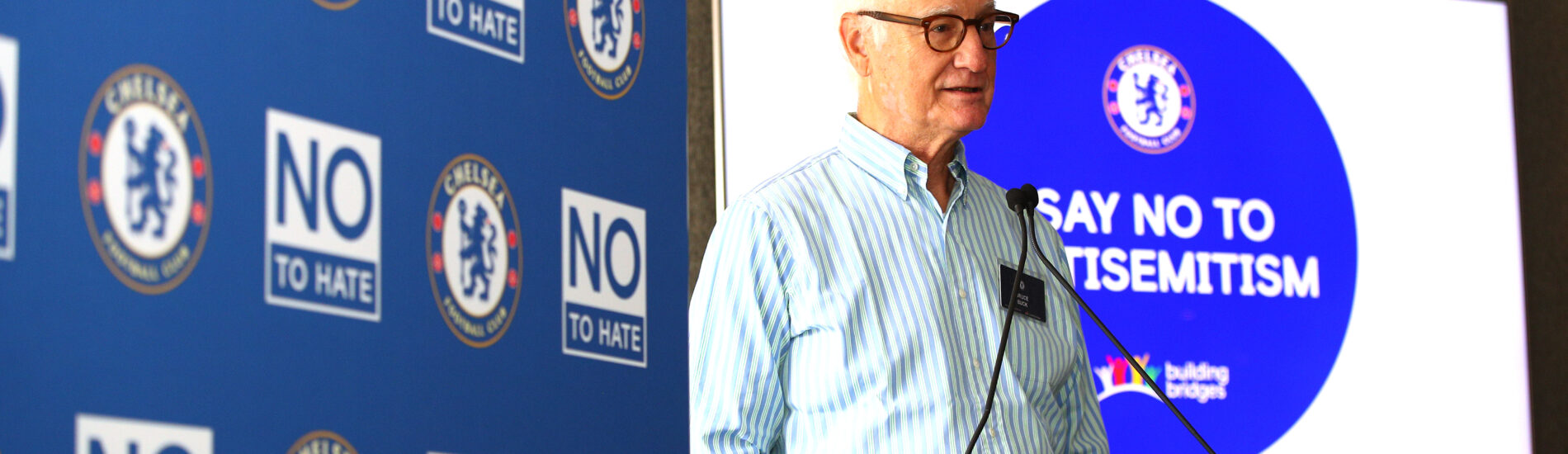 Chelsea Foundation host breakfast event to discuss the rise in antisemitism