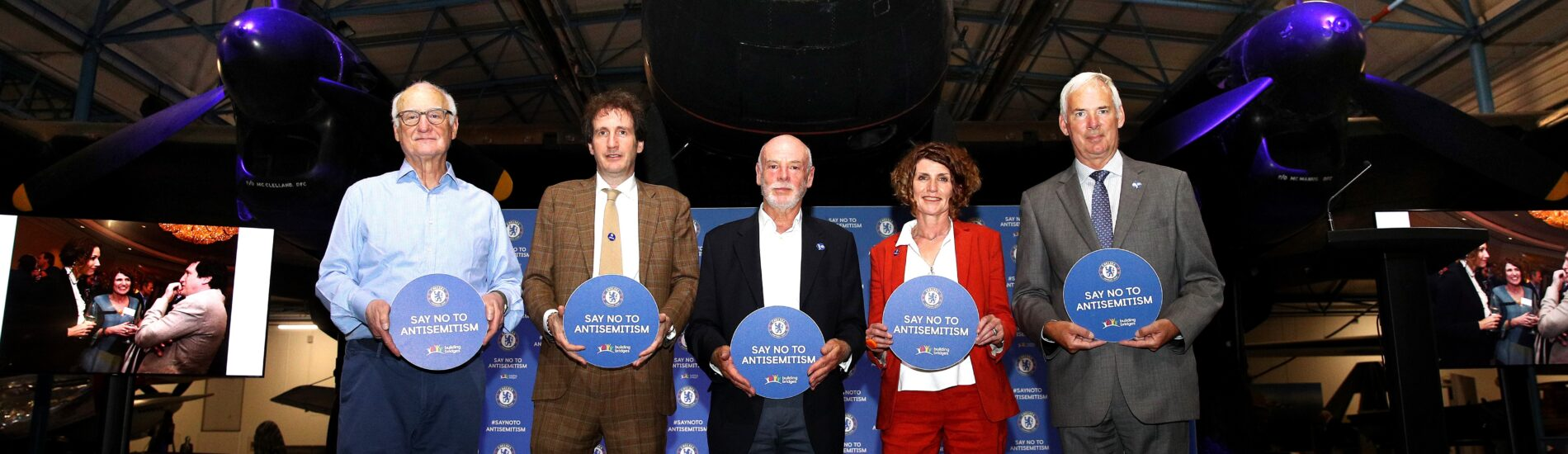 Chelsea Foundation invite fans and guests of the Club to the Royal Air Force Museum